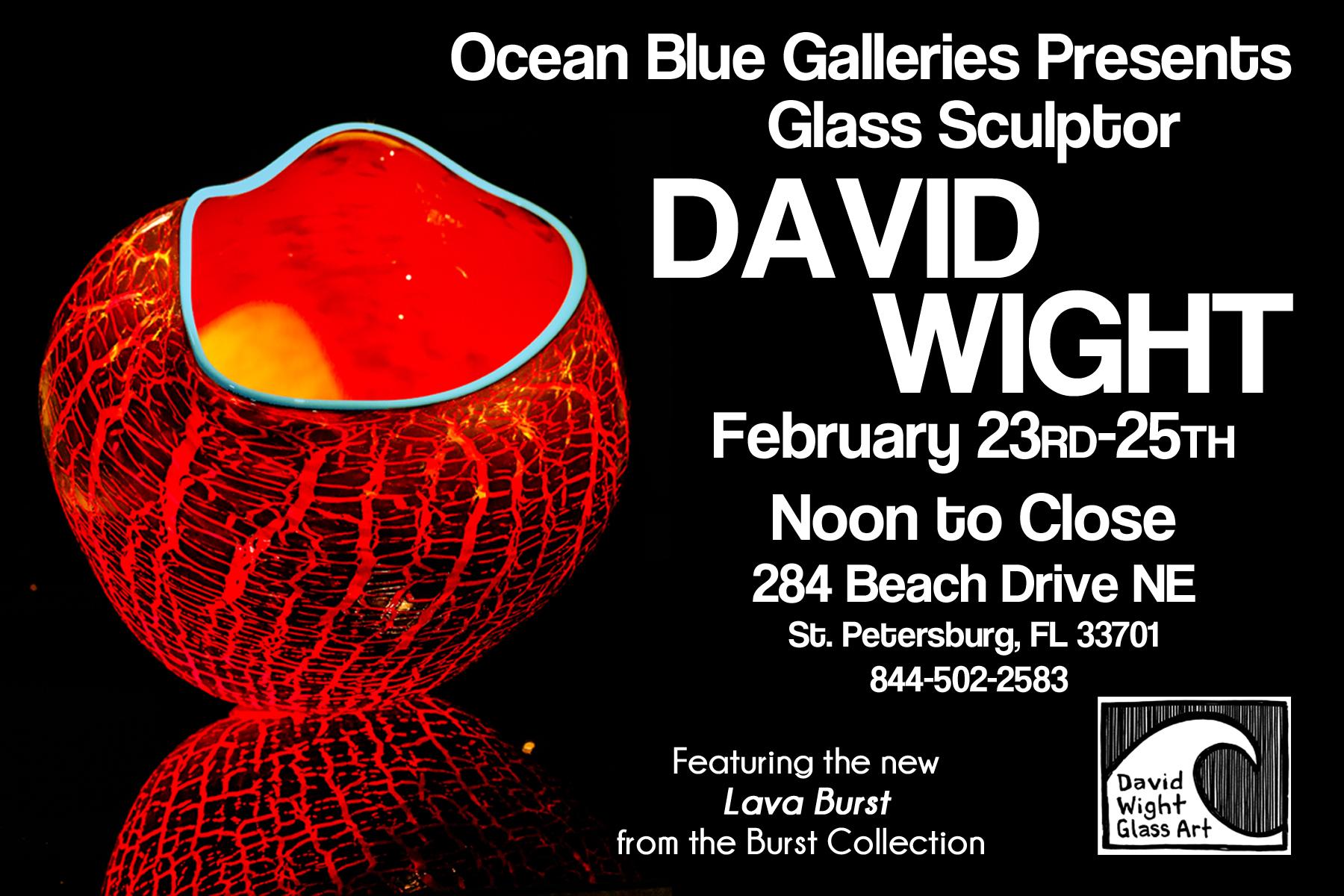 David Wight St. Petersburg - February 2018