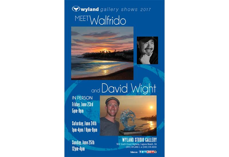 David Wight Laguna Beach - June 2017