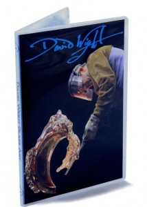Autographed DVD - David Wight Glass Art